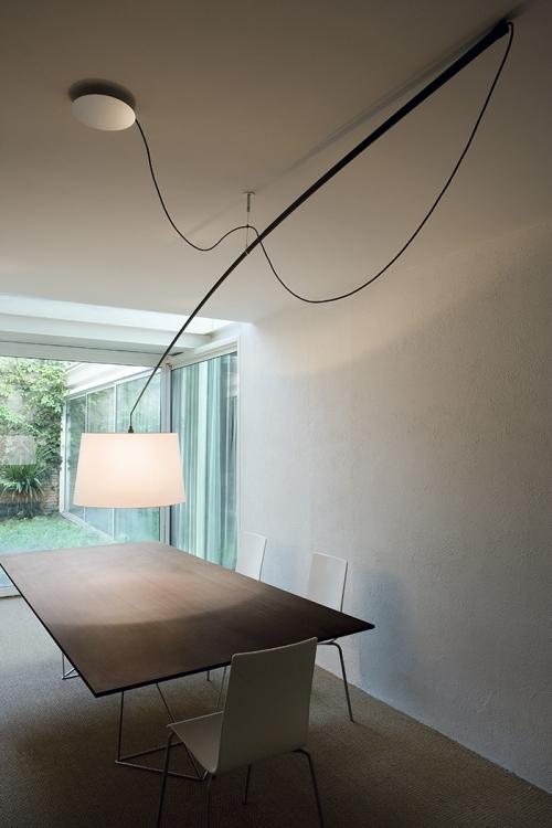 Forum l 39 effetto del lampadario centrale for Lampadari con filo lungo